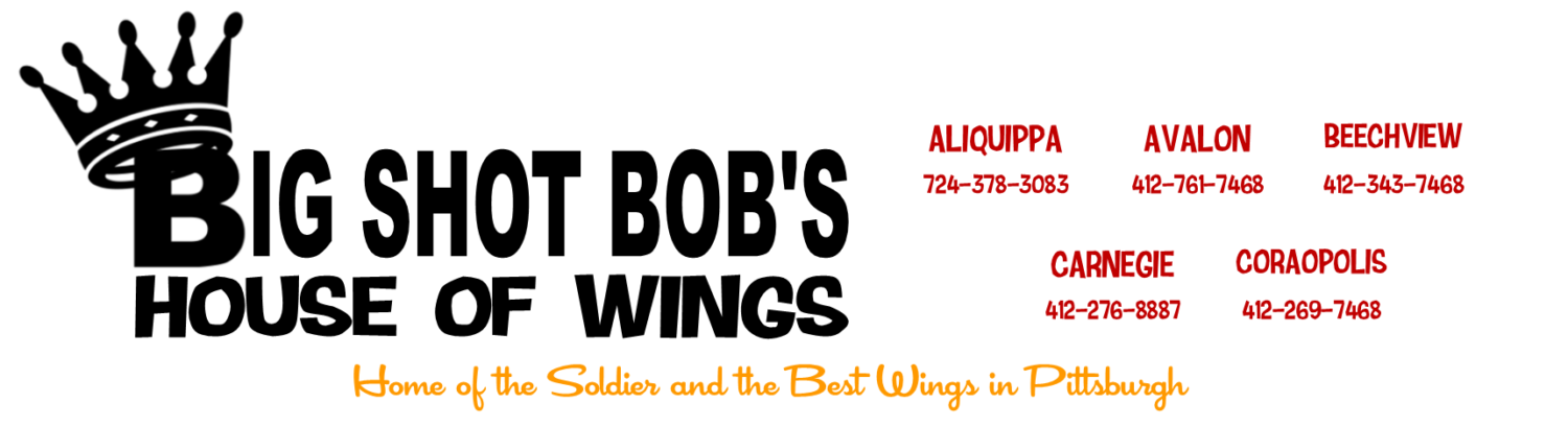 Big Shot Bobs House of Wings